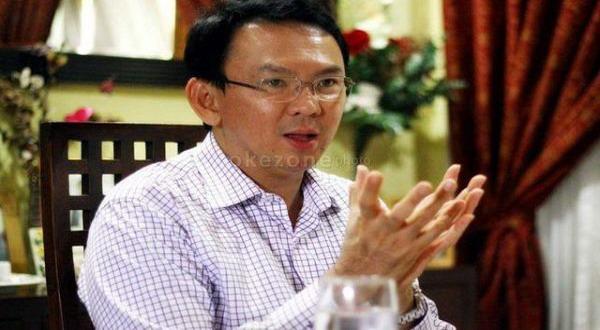 Wakil Gubernur DKI Jakarta Basuki Tjahaja Purnama (Foto: Dede/Okezone)