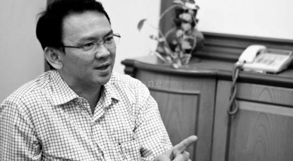 Basuki T Purnama (Foto: Dede K/Okezone)