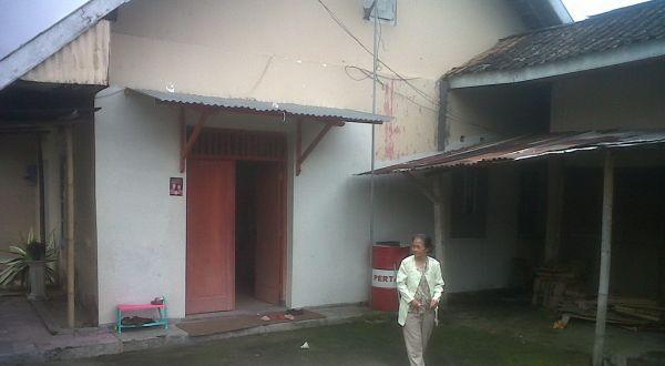 Rumah kontrakan Ganjar Pranowo di Karanganyar (Foto: Bramantyo/okezone)