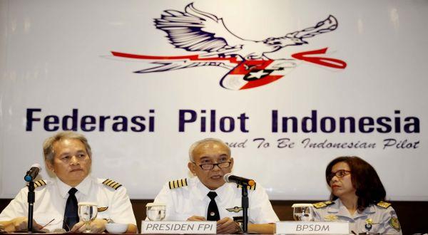 Hati-hati memilih sekolah pilot. (Foto: Federasi Pilot Indonesia)