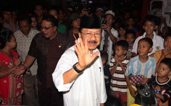 Mantan Gubernur DKI Jakarta, Fauzi Bowo (Foke)