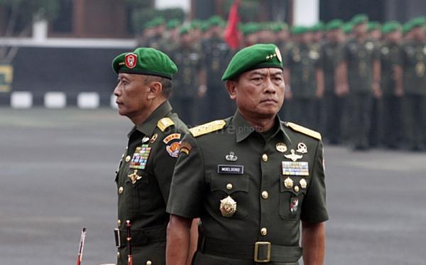 Jenderal Moeldoko (Foto: Dok. Okezone)
