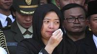 Tangis Puan Mengenang Almarhum Taufiq Kiemas
