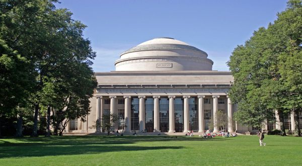MIT menjadi perguruan tinggi paling top dunia. (Foto: Alamy)