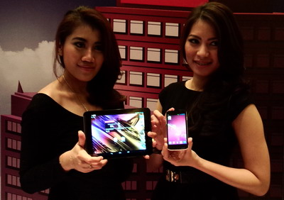 Andromax T, Smartphone Quad-core dengan Harga Ekonomis