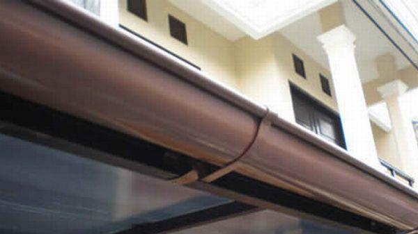Memilih Talang  Air  yang Tepat untuk Rumah Okezone Economy