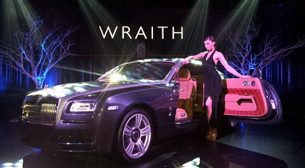 Harga Rolls Royce Wraith Di Atas Ghost Okezone News