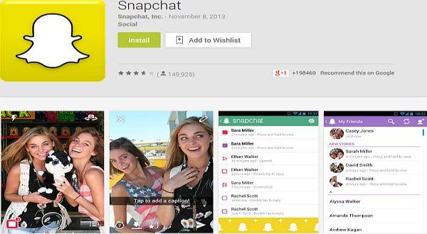 Snapchat, Aplikasi Senilai Puluhan Triliun