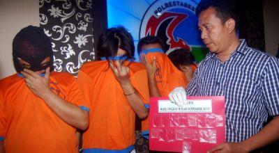 Calon DPD RI Tertangkap Tangan Hisap Sabu-Sabu