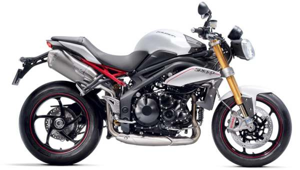 F: Triumph Speed Triple (motorcycle)