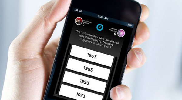 QuizUp, Aplikasi Game Kuis Terlaris di iPhone