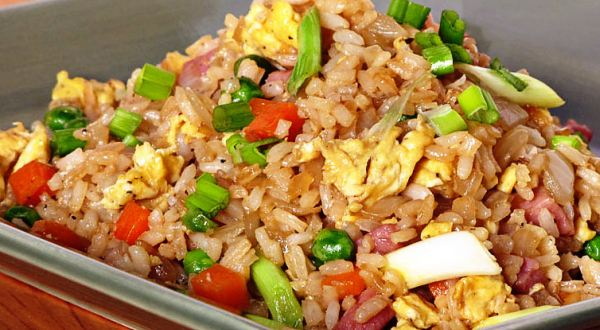 Nasi Goreng Enak, Beras Pera Kuncinya : Okezone Lifestyle