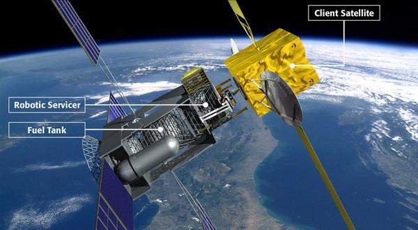 Upaya NASA Cegah Bangkai Satelit
