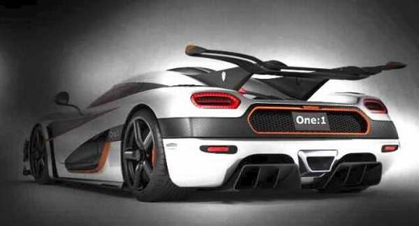 Koenigsegg One 1 >> Godaan Terakhir Koenigsegg One 1 Okezone Otomotif