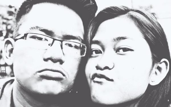 Hafid dan Syifa (Foto: Twitter)
