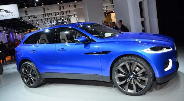 SUV Jaguar Lahir 2016 Okezone News