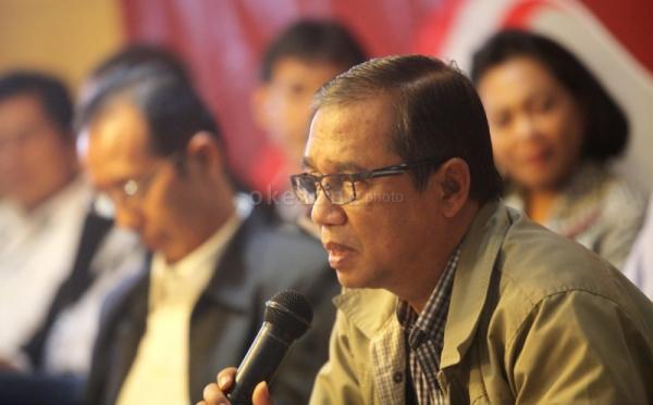 Wakil Ketua KPK, Busyro Muqqodas (Foto:Okezone)