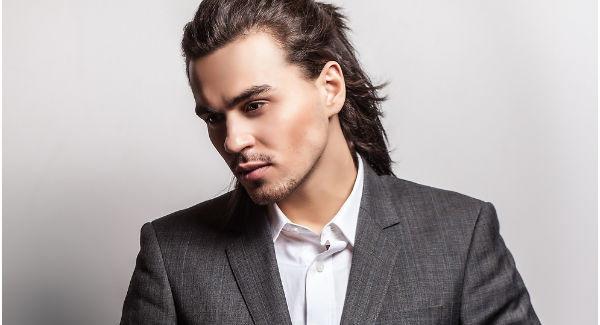 Pilihan Terbaik Gaya Rambut Panjang untuk Pria : Okezone ...
