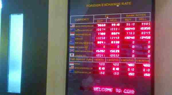 Harga Jual Beli Valas Di Bni Bri Mandiri Bca Okezone Economy