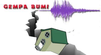 Gempa 5,4 SR Goyang Aceh