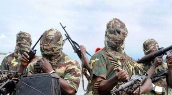 Militan Boko Haram
