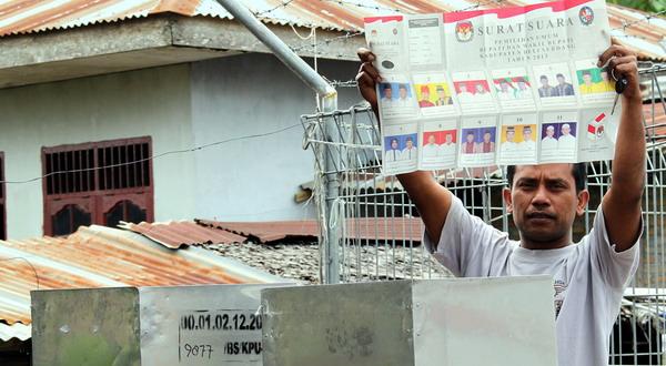 Langgar Kode Etik, Anggota KPU Medan Dipecat