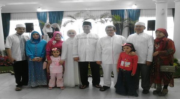 Open House Ahmad Heryawan