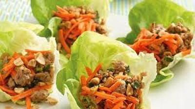 Mini Wraps Makanan Pembuka Khas Thailand Okezone Lifestyle