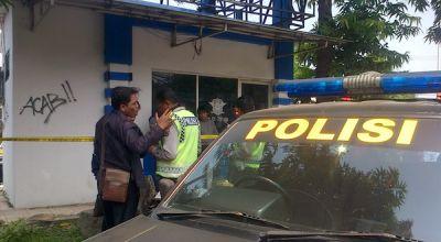 Polisi Sebar Sketsa Pembunuh Pria di Pos Polisi