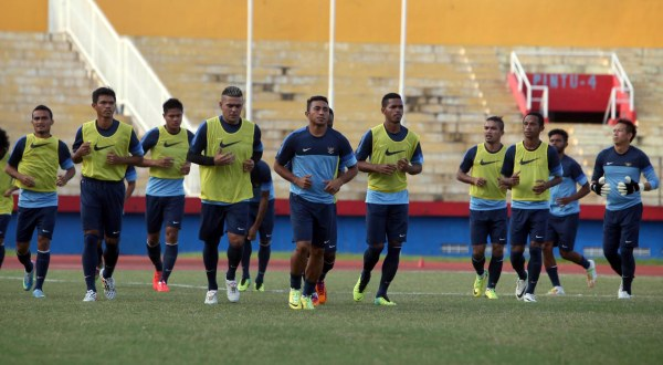 Horeee, Kata Pelatih Suriah Indonesia Lebih Bagus Dibanding Malaysia