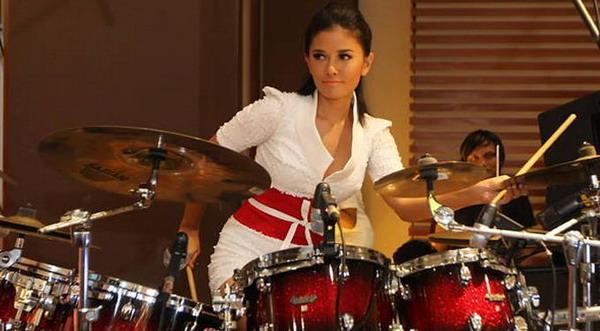 Hasil gambar untuk titi rajo bintang drum okezone