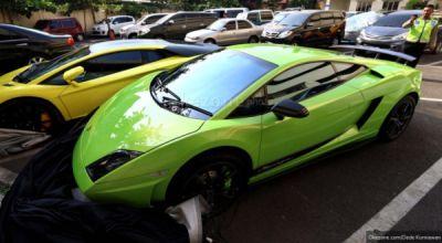H Lulung Beli Lamborghini Di Importir Umum Okezone News
