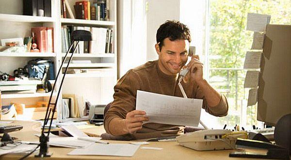 Bagaimana Cara Kerja di Rumah? (Foto: dok. okezone)