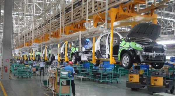 Pabrik Mitsubishi