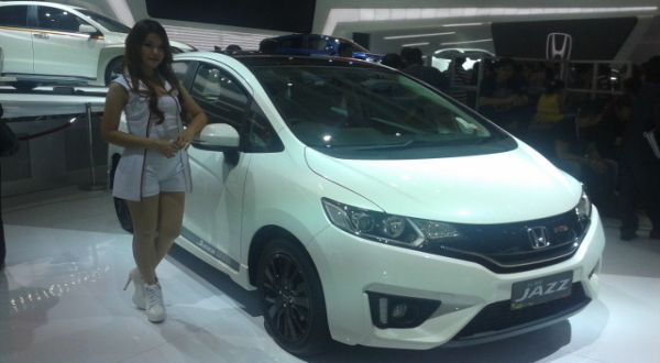 all new honda jazz rs dijual