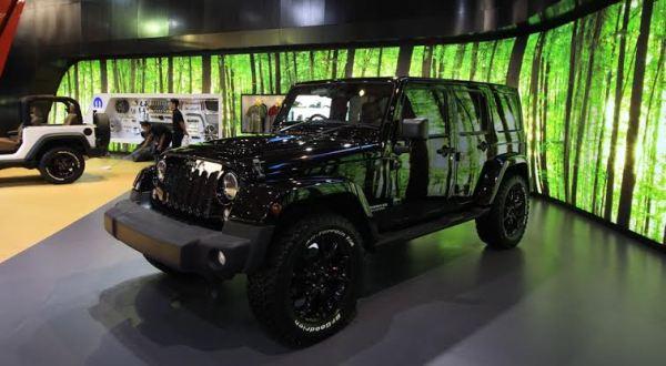 Jeep Wrangler Hemi >> Hadir Di Indonesia Jeep Wrangler Sahara Hemi Dibanderol Rp1