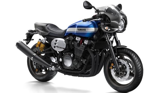F: XJR1300 2015, Cafe Racer Yamaha yang memesona (Motorcyclenews)