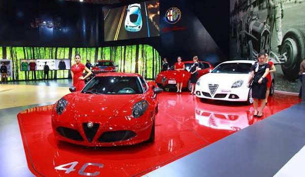 F: Garansindo Sap Layani Pelanggan Alfa Romeo