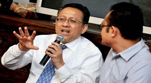 Irman Gusman Kembali Terpilih Jadi Pimpinan DPD (Foto: Dok. Okezone)