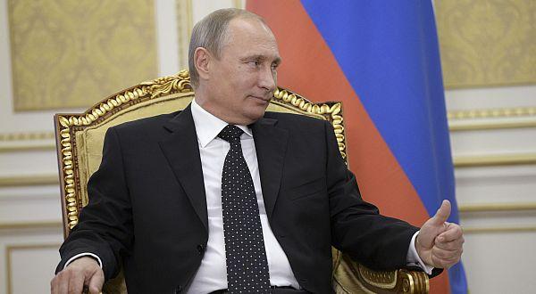 Presiden Rusia ingin perdamaian di Ukraina. (Foto: Reuters)