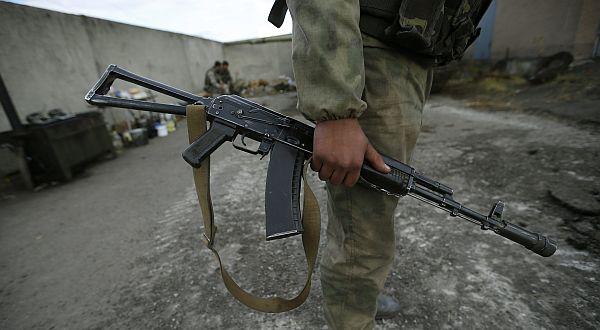 Ratusan Ribu Tentara Rusia Masih di Ukraina. (Foto: Reuters)
