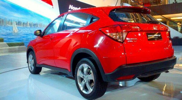 F: Honda HR-V Pamer Diri di Bandung (Dok HPM)