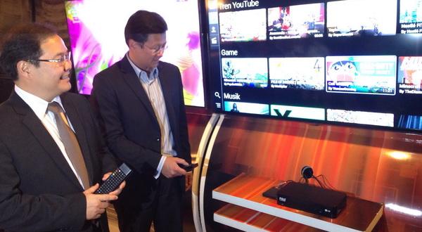 First Media Gabungkan Layanan TV dan Internet