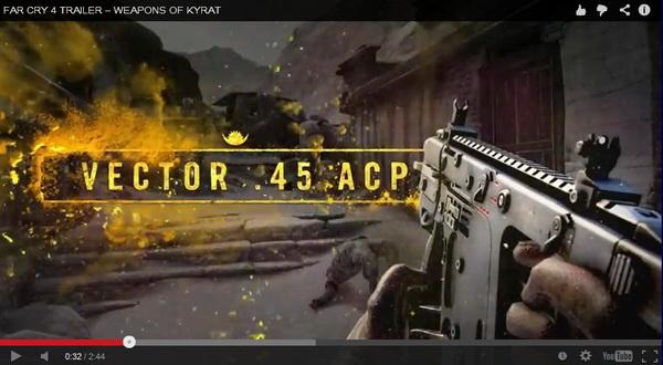 Trailer Far Cry 4 Tampilkan Ragam Senjata Okezone Techno