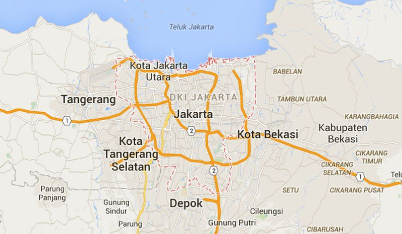 Celebrity Fitness - Jakarta - wikimapia.org