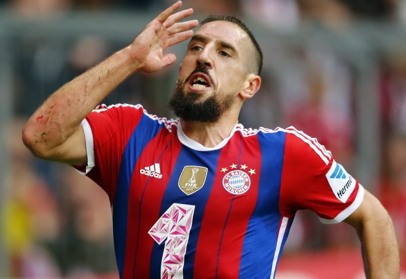 Target Terdekat Ribery Bersama Bayern