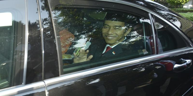 Joko Widodo (Foto: Dok. Okezone)
