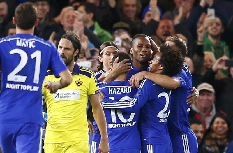 Tercipta 40 Gol, Liga Champions Ciptakan Rekor