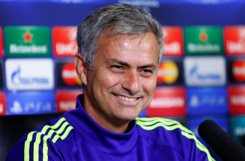 The Blues Krisis Penyerang, Mourinho Santai