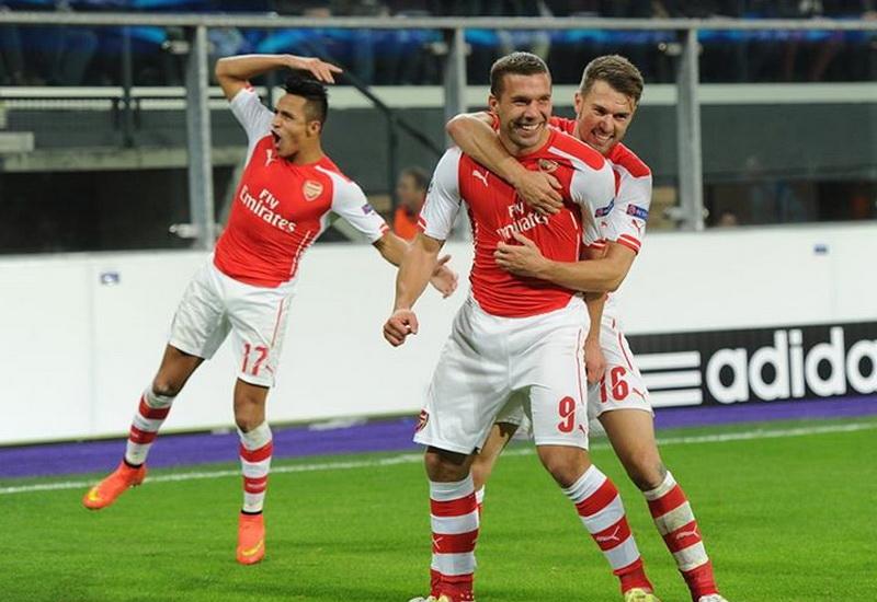 'Podolski Selalu Cetak Gol Kejutan'